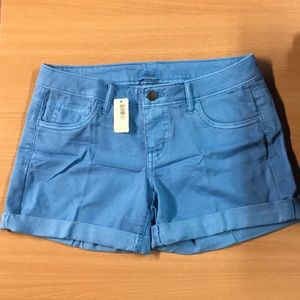 NEW Aerie ocean blue shorts